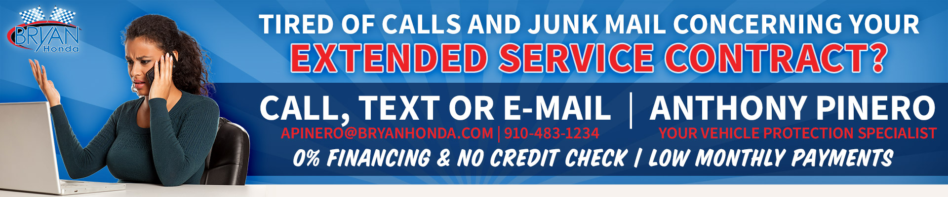 Extended Service | Fayetteville, NC