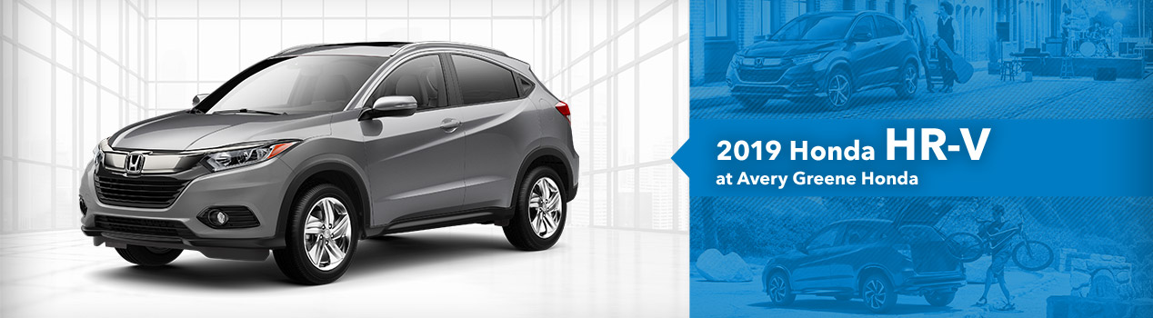 2019 Honda HR-V | Avery Greene Honda | Vallejo, CA *