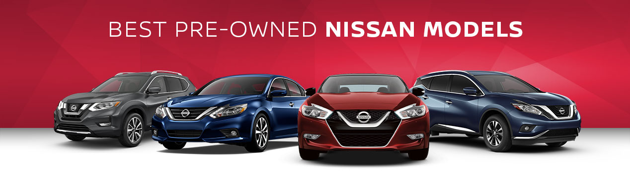 Best Pre-Owned Nissan Models | Downtown Autogroup | Toronto, ON