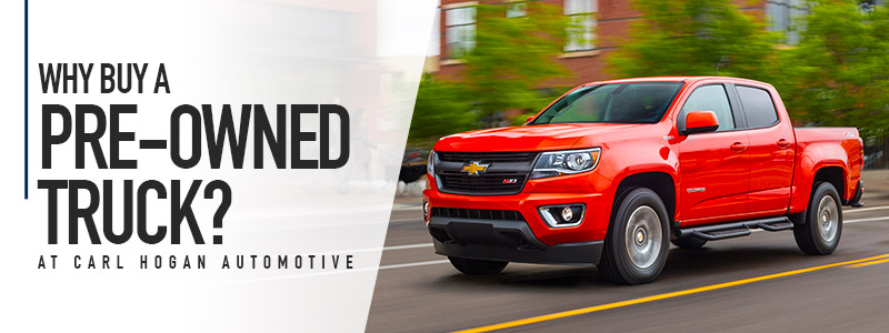 Why Buy A Pre Owned Truck Columbus Ms