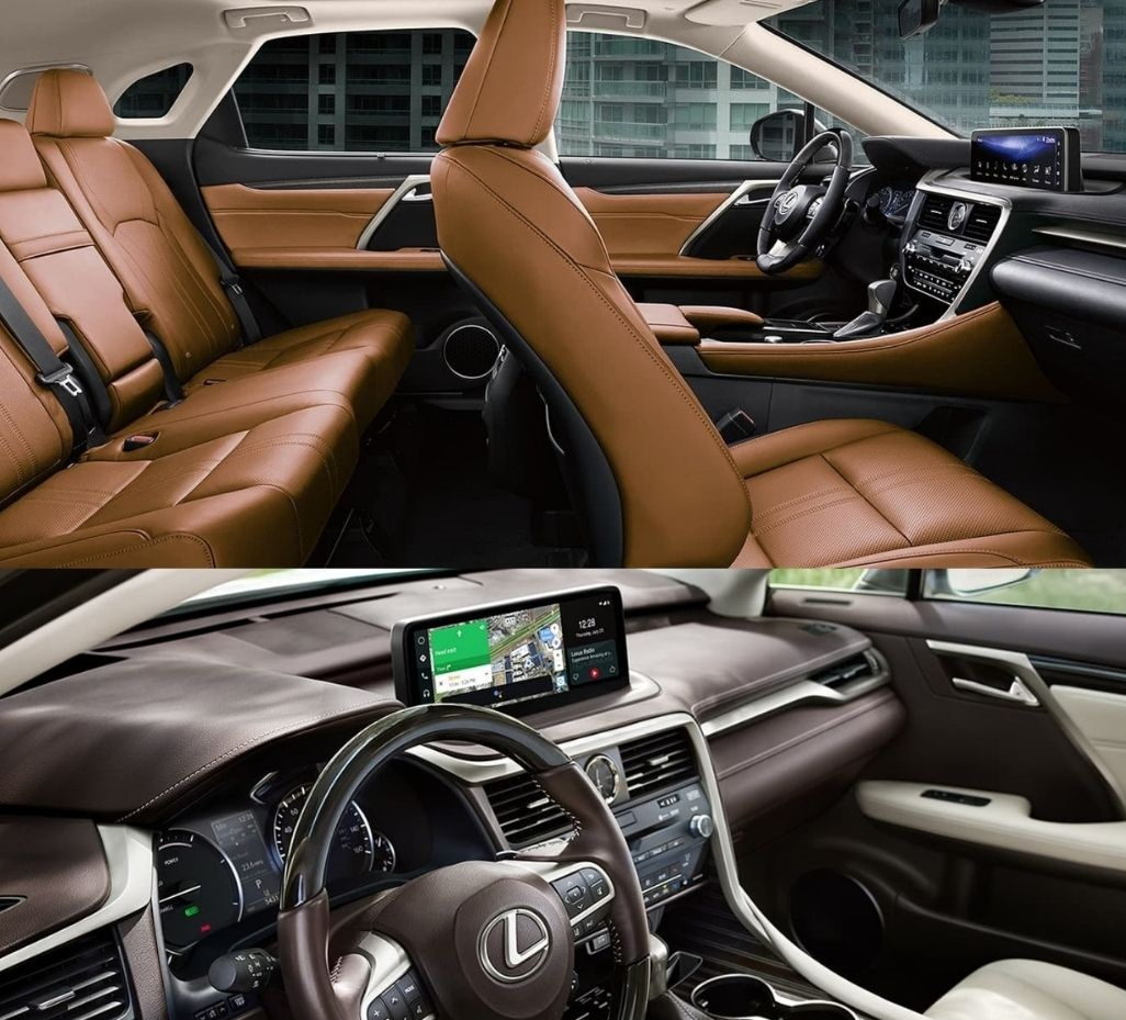2021 Lexus RX Interior | Toronto, ON