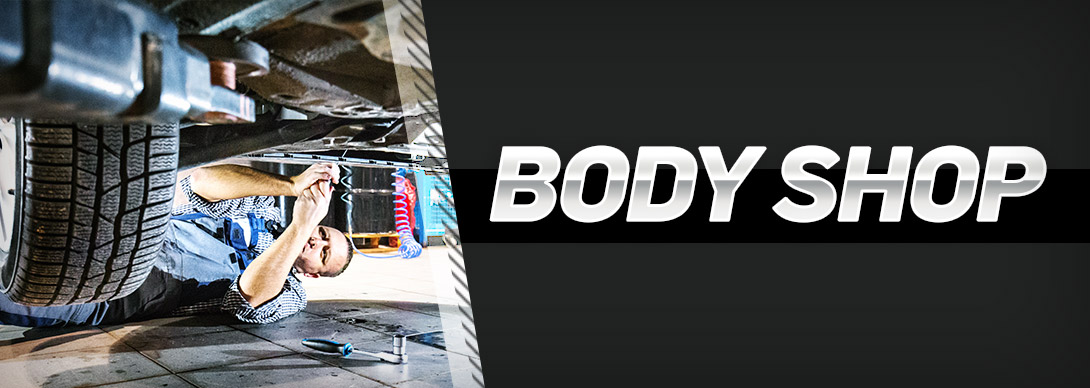Body Shop - J.B.A. Collision Center - Glen Burnie, MD