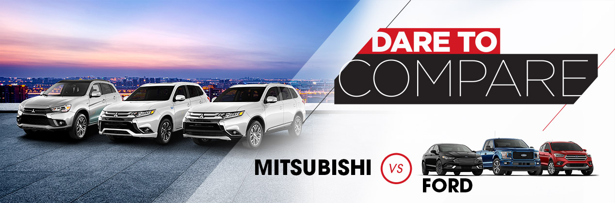 Mitsubishi vs. Ford | St. Cloud, MN
