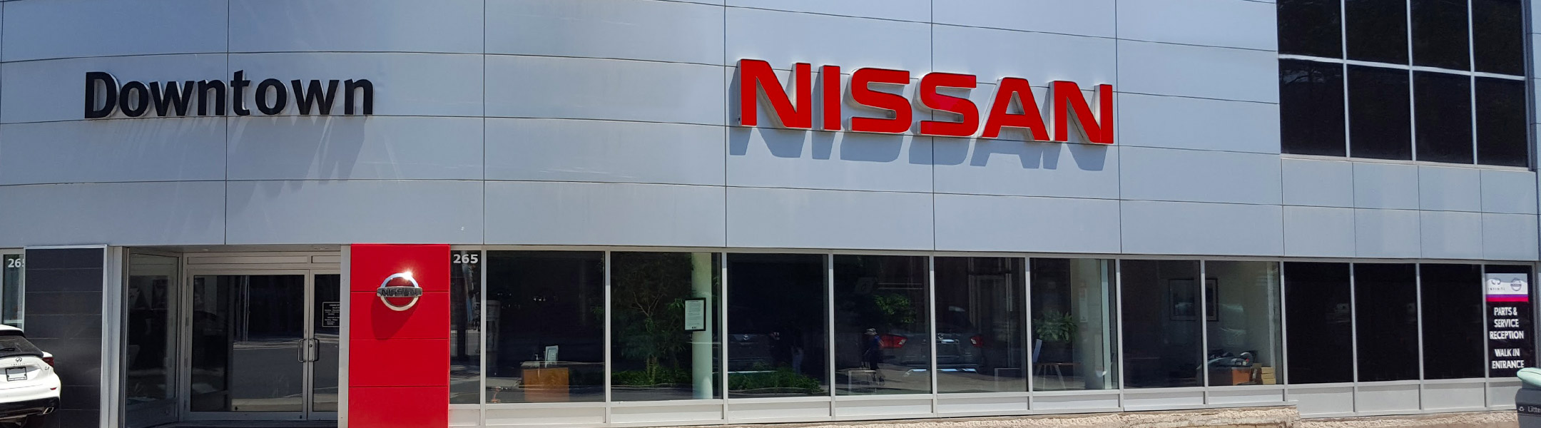 About Nissan Downtown