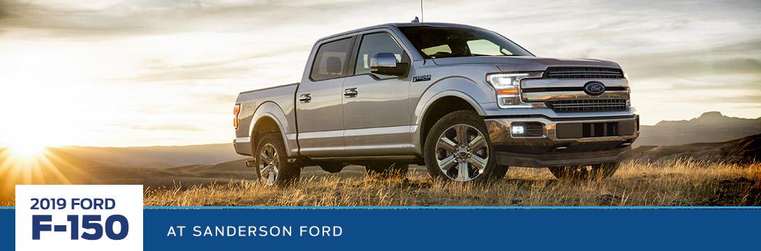 New Ford Truck >> New Ford Truck Line Up Sanderson Ford Phoenix Az