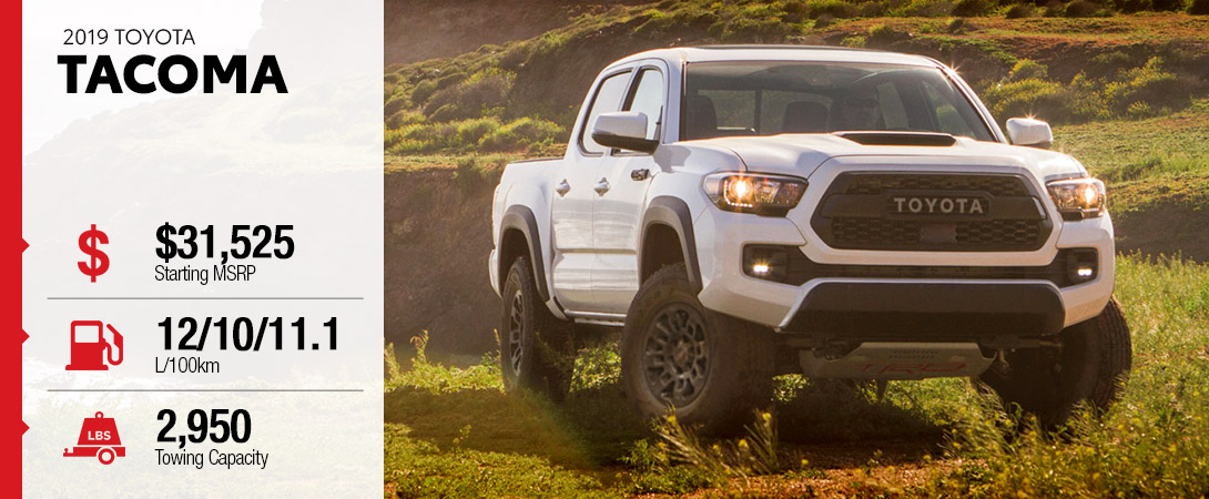 2019 Toyota Tacoma | High River Toyota | High River, AB