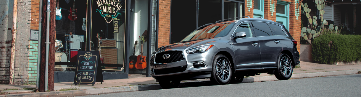 2020 INFINITI QX60 Safety Spotlight | Toronto, ON