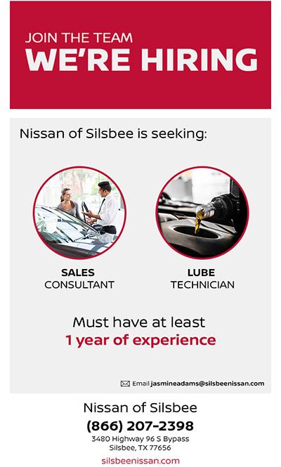 Silsbee Motor Company >> Nissan Motor Acceptance Lien Release - impremedia.net
