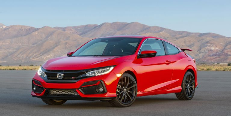 2020 Honda Civic Si | Russell Honda | North Little Rock, AR