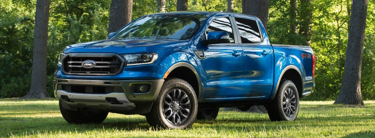 2020 Ford Ranger - Toronto, ON