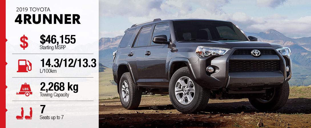 2019 Toyota 4Runner | High River Toyota | Calgary, AB