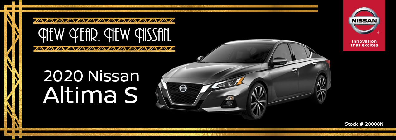 Nissan Altima Deals & Offers