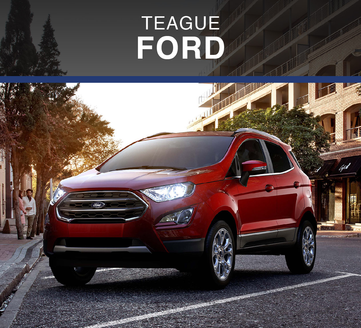 Visit Teague Ford