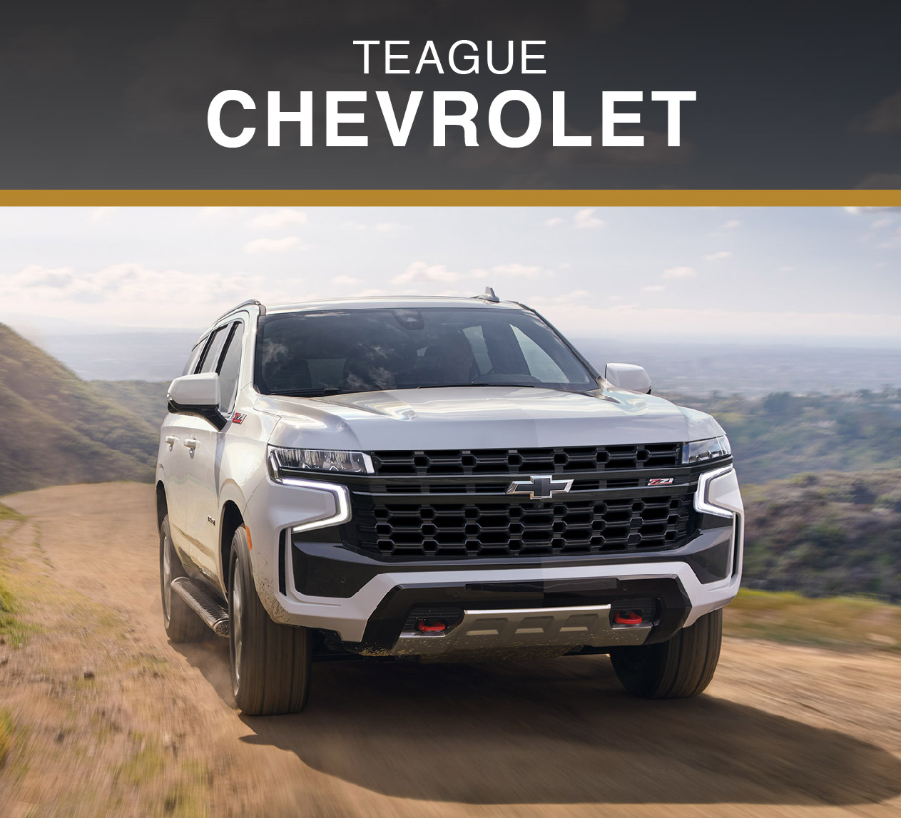 Visit Teague Chevrolet