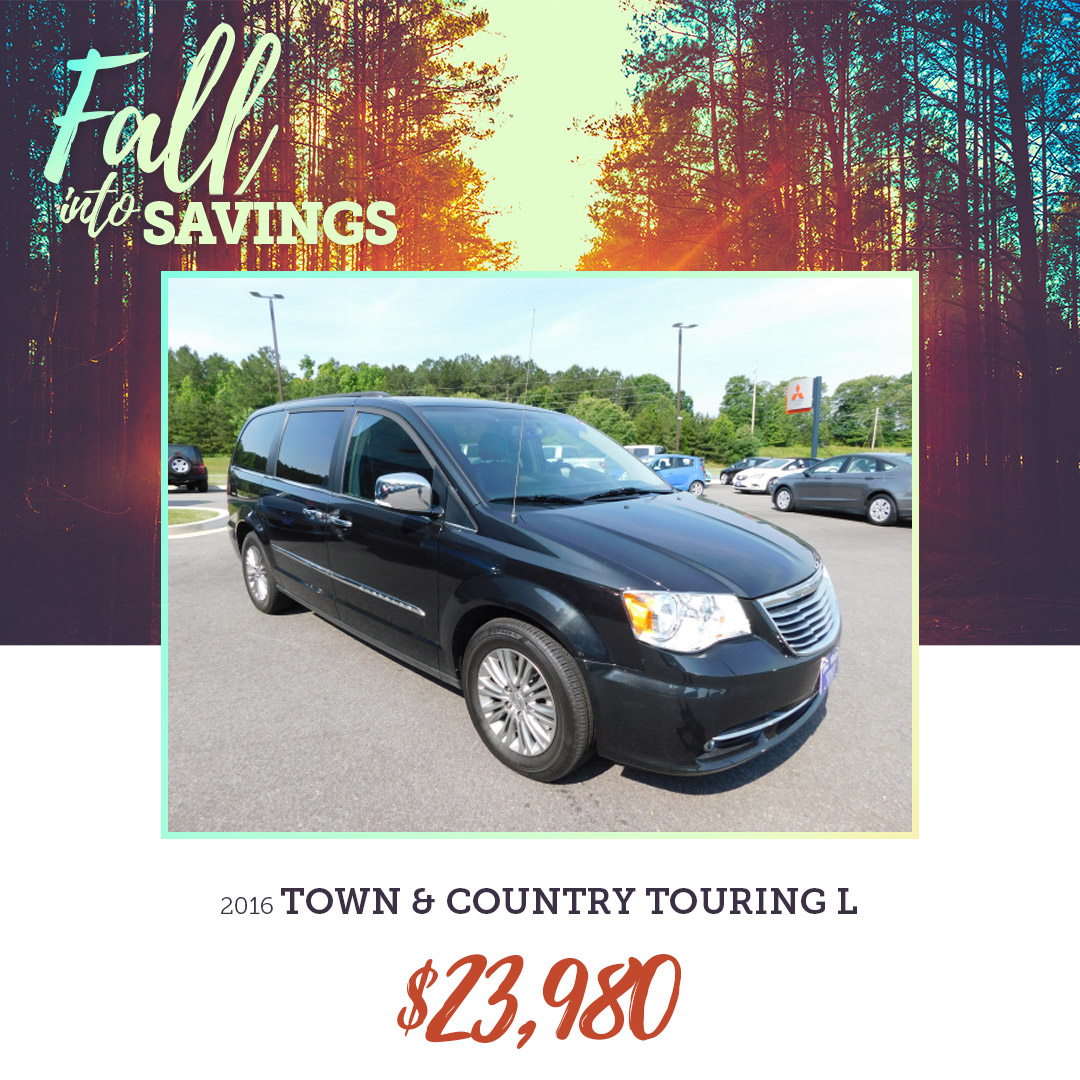 2016 Town & Country Touring | Hollywood, MD
