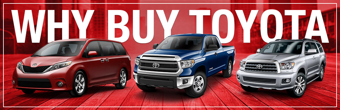 Why Buy Toyota