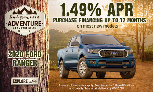 2020 Ford Ranger | AM Ford | Trail, BC