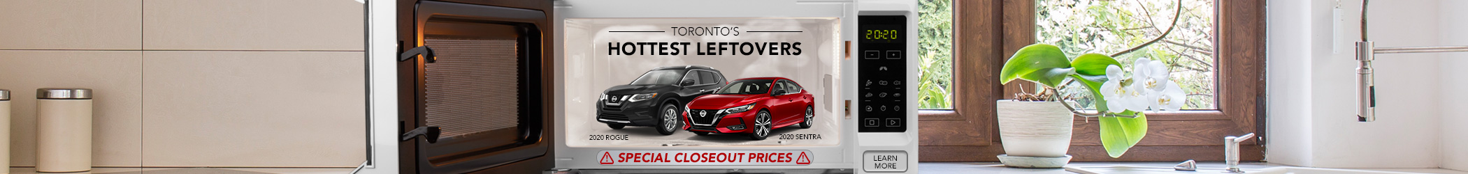 Click Here To Shop Toronto's Hottest Leftovers