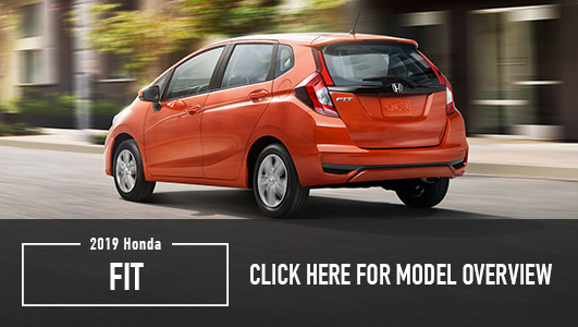 2019 Honda Fit in Springfield, MO