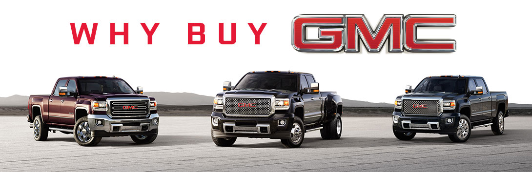 Why Buy GMC