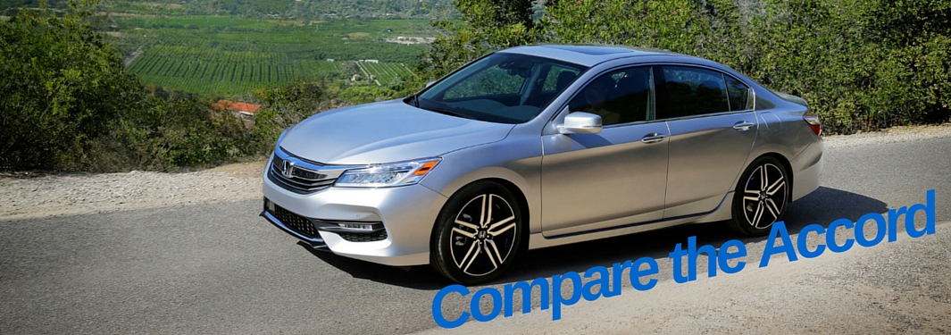 Compare the Accord