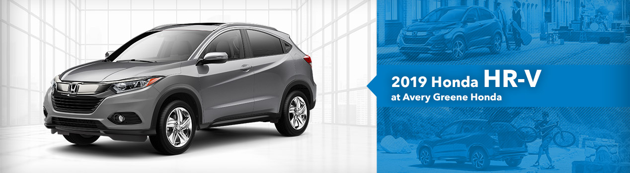 2019 Honda HR-V | Avery Greene Honda | Vallejo, CA