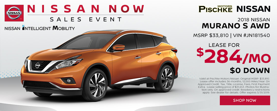 Car Dealerships In La Crosse Wi >> Pischke Motors Nissan - New and Used Cars, Parts and ...