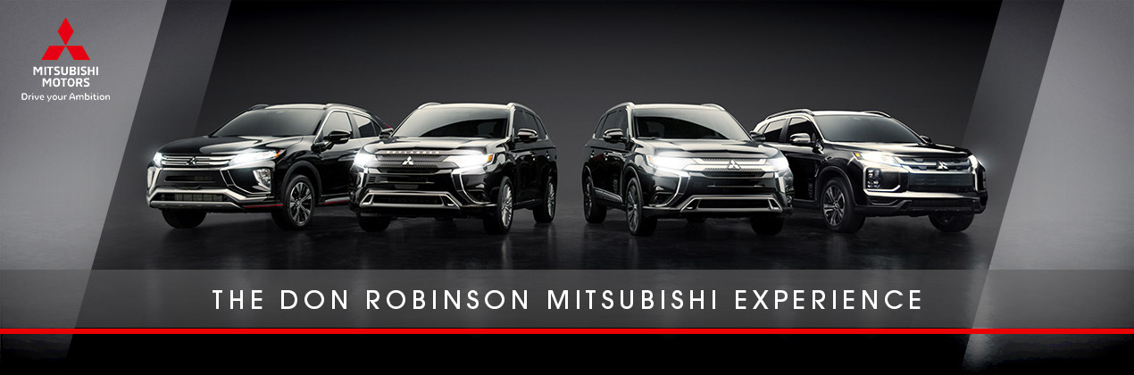 The Don Robinson Mitsubishi Experience | St. Cloud, MN