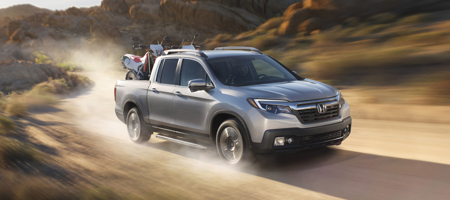 2019 Honda Ridgeline vs the Competition - Honda Dealerships Near Me