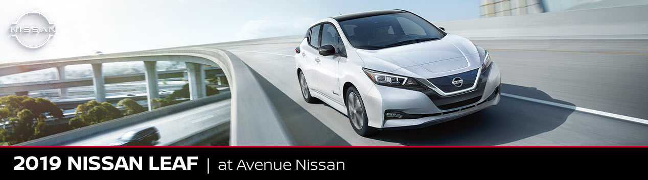 2019 Nissan LEAF | Avenue Nissan | Toronto, ON