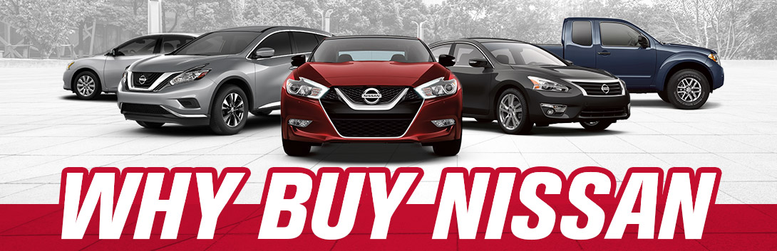 Why Buy Nissan