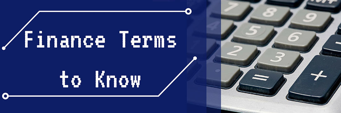 Finance Terms to Know