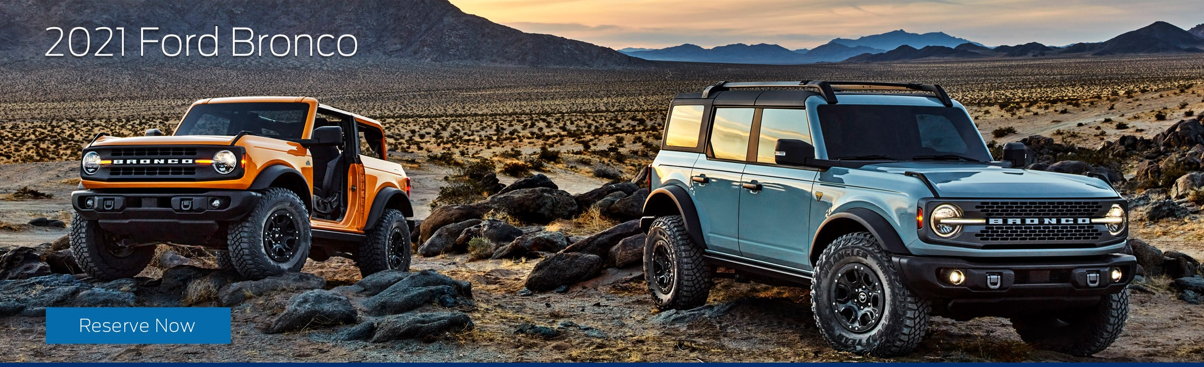 Click Here to Learn More About 2021 Ford Bronco