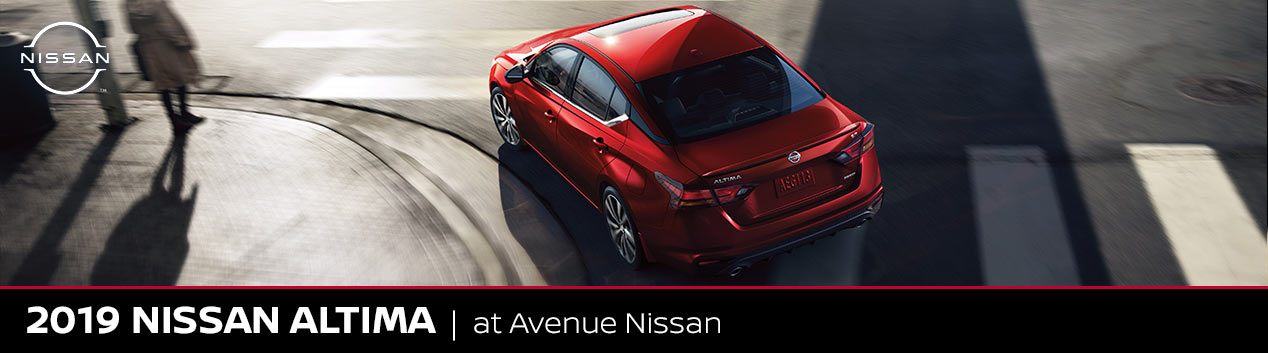 2019 Nissan Altima | Avenue Nissan | Toronto, ON