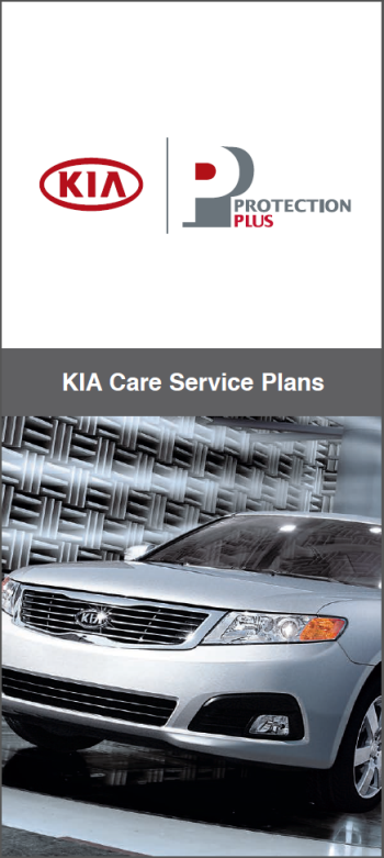 Kia Care Service Plan