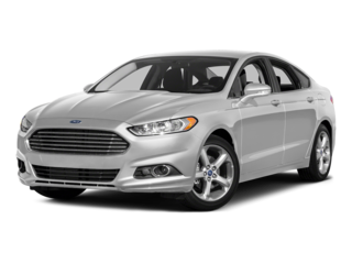 2016 Ford Fusion in Pittsburgh, PA
