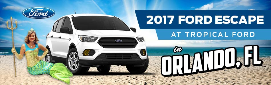 2016 Ford Escape Orlando, FL