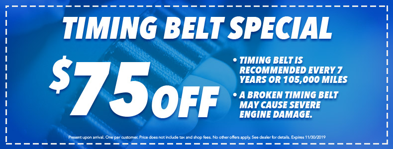 Russell Honda | Timing Belt