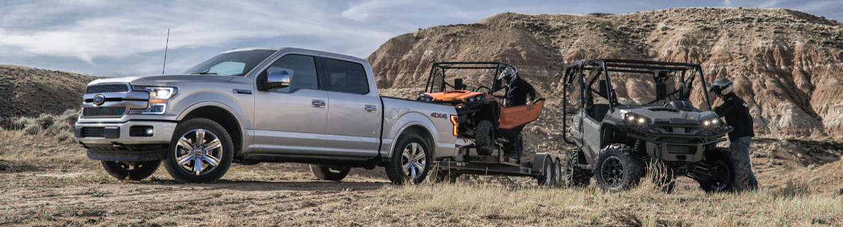 2020 Ford F-150 Utility | Toronto, ON