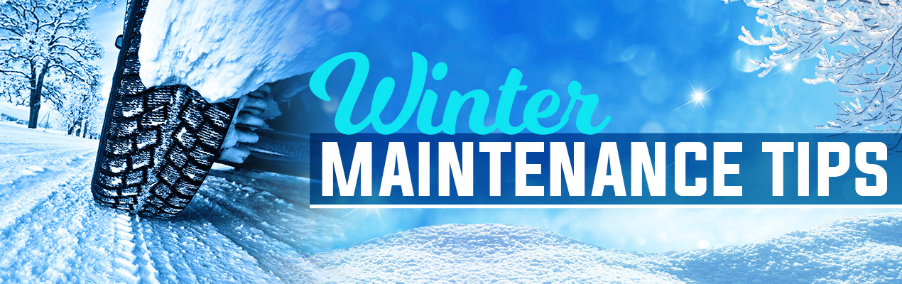Winter Car Maintenance Tips | St. Cloud, MN