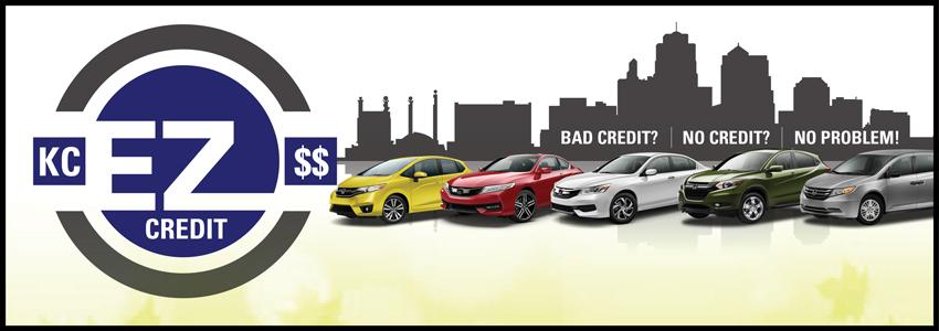 Bad Credit Auto Dealers >> Car Loans For Bad Credit In Kansas City Mo Honda Of Tiffany Springs