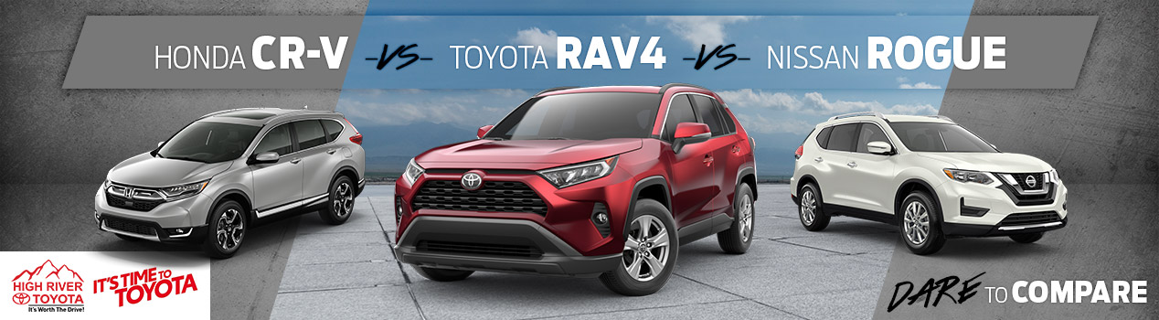 Toyota RAV4 | High River Toyota | High River, AB