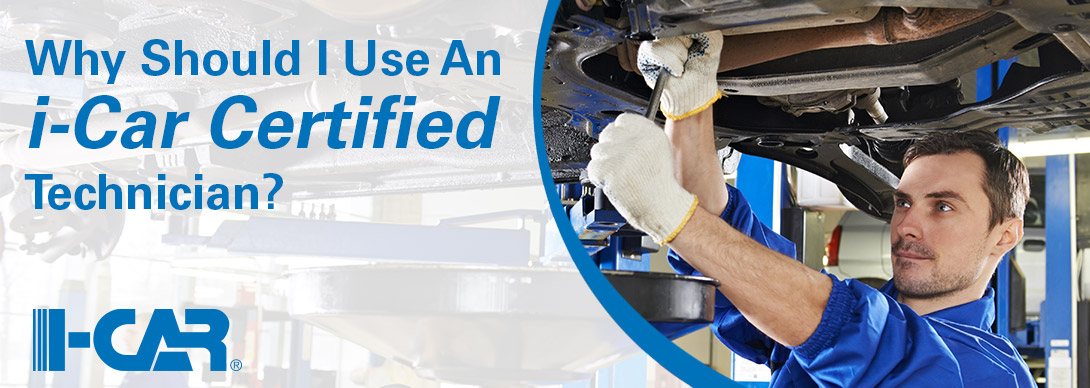Why Should I Use An i-Car Certified Technician? - J.B.A. Collision Center - Glen Burnie, MD