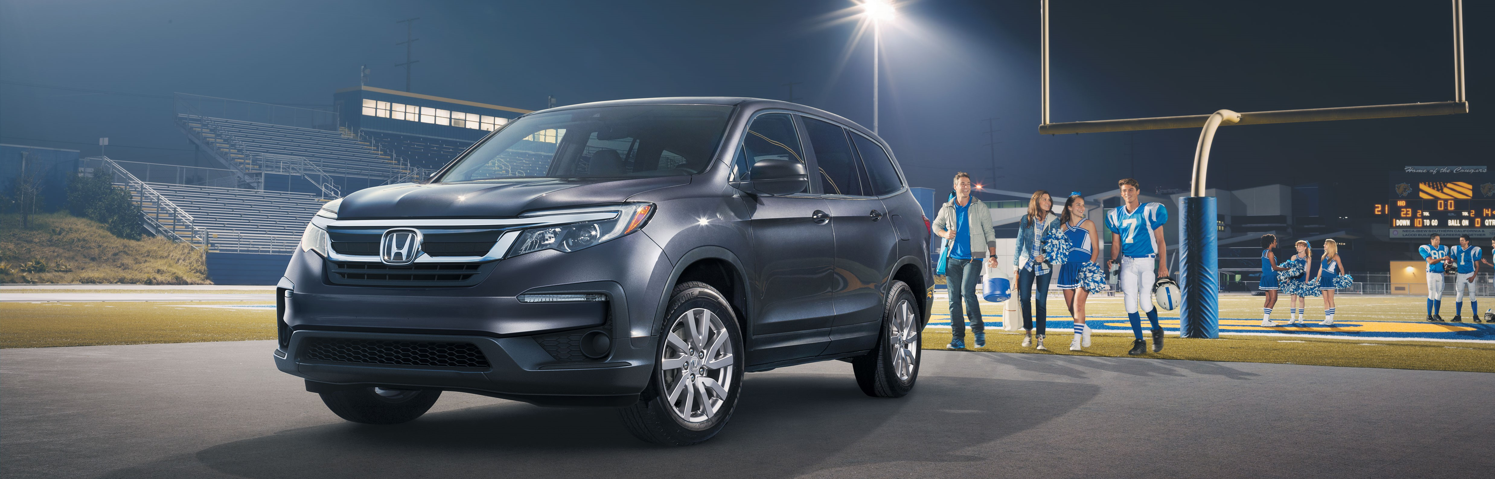 2020 Honda Pilot - New SUVs for Sale in Springfield Missouri