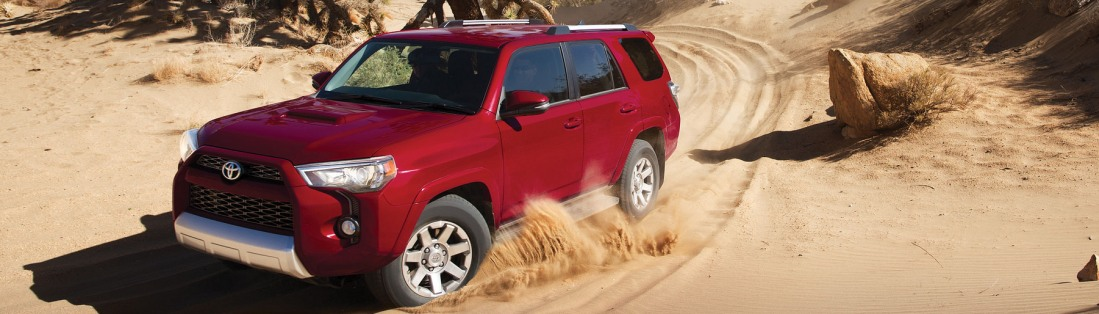 Used Toyota 4Runner Near Me
