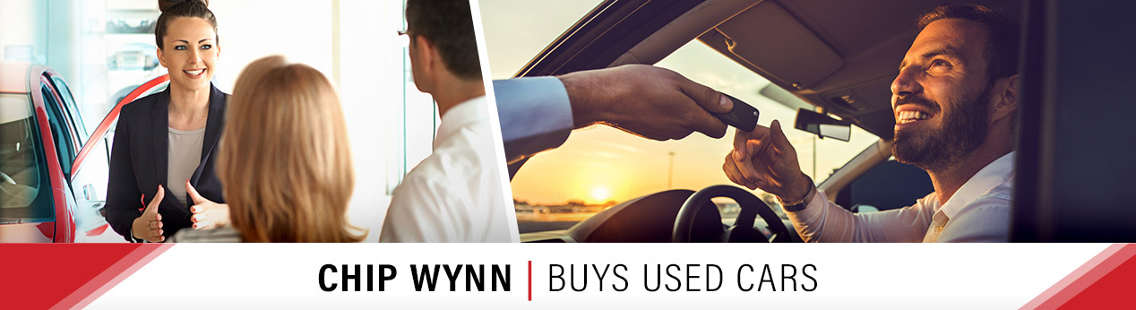 Chip Wynn Buys Used Cars | Chip Wynn Motors | Paducah, KY