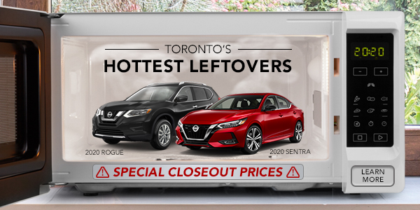Click Here to Shop Toronto's Hottest 2020 Leftovers