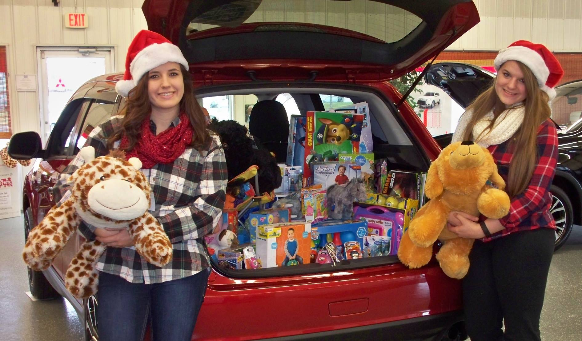 Toys for Tots - Don Robinson Mitsubishi