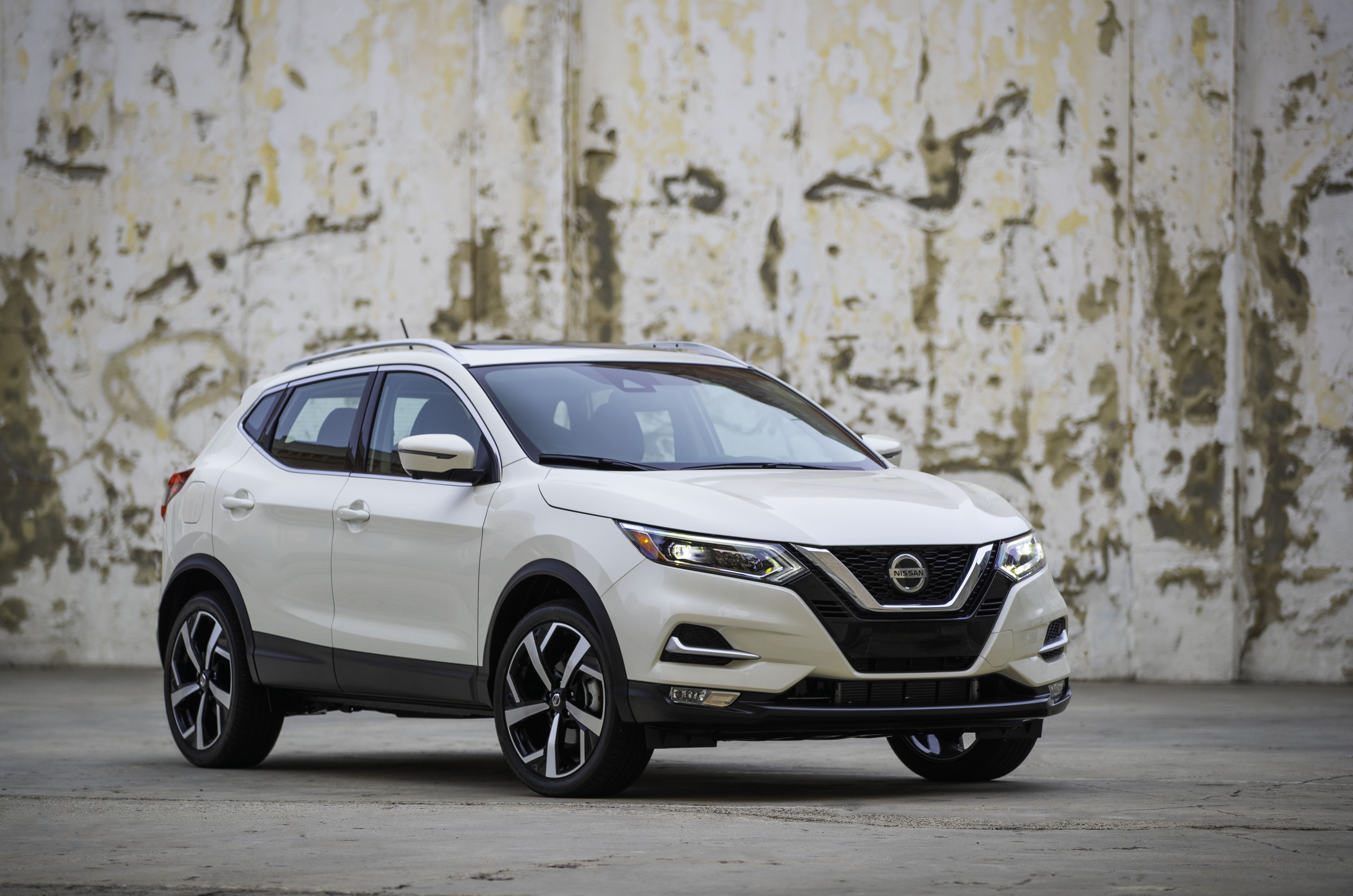 Exterior image of the 2020 Nissan Qashqai | Toronto, ON