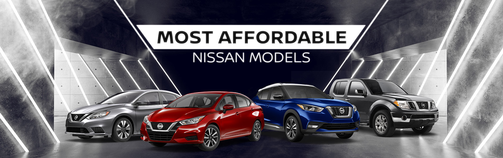 Most Affordable Nissan Models | Greenville, MS